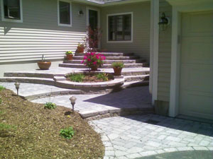 Neighborhood Services landscaping and demolition service