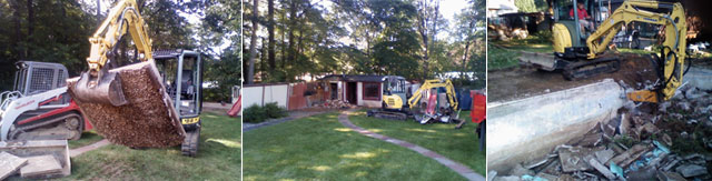 Demolition service in Hartford, CT