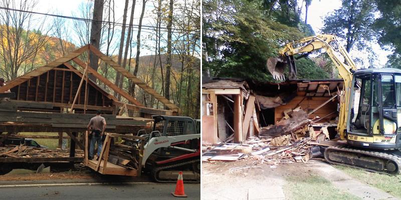 Demolition Company in Bristol CT - Neighborhood Services