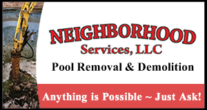 Pool Removal in Bristol CT | Neighborhood Services