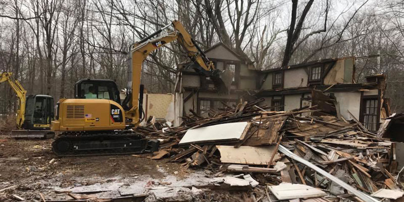Demolition Company in Bristol CT - Neighborhood Services