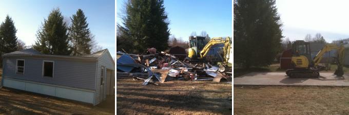 demolition in bristol, hartford, torrington CT from Neighborhood Services